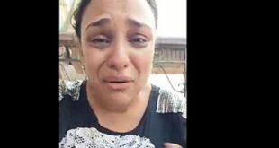 بلوغر مصرية مسيحية تصرخ وتبكي في بث مباشر والكنيسة تتجاهل